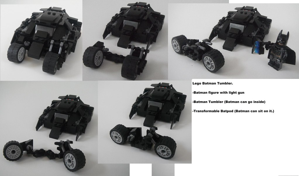 The Worlds Best Photos Of Batpod And Lego Flickr Hive Mind
