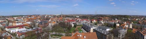 Panorama Kętrzyna