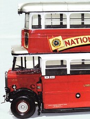 1/8th scale London transport  LT151  AEC Renown. (Ledlon89) Tags: