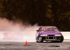 A dramatic entrance (Savage Land Pictures) Tags: may racing 19 drift hotimportnights centralfloridaracingcomplex