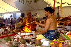 Consecration: Kumbhabhishekam
