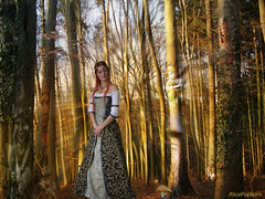 parallel worlds (AlicePopkorn) Tags: nature forest energy spirits fairy worlds parallel realm baumgeist treespirit