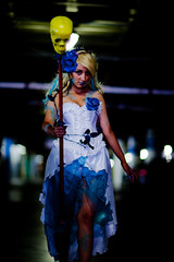 Lujei Piche - 09 (crimsonyte) Tags: cosplay ax animeexpo ax13 grimgrimoire lujeipiche misswendybird