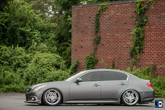 "WORK Durandal DD5.2 on Infiniti G37 • <a style=""font-size:0.8em;"" href=""http://www.flickr.com/photos/64399356@N08/9351231335/"" target=""_blank"">View on Flickr</a>"