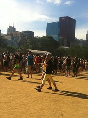 Lollapalooza 2013 (leyla.a) Tags: music chicago festival lollapalooza lolla lollapalloza 2013 perrysstage leylapalooza uploaded:by=flickrmobile flickriosapp:filter=nofilter lollapalooza2013 lolla13
