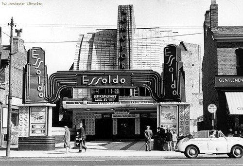 Essoldo Cinema, Chester Road, Stretford