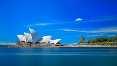 Syndey Opera House (James Yu Photography) Tags: longexposure house opera 5 sydney australia newsouthwales years another bigstopper 詹姆斯视界