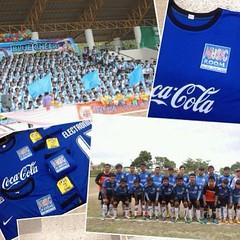 มิวสิครูมร่วมสนับสนุนน้ำดืม และเสื้อกีฬาในการแข่งขันกีฬาภายใน (กีฬาสี) วิทยาลัยการอาชีพวังไกลกังวลให้กับสีฟ้า (แผนกอิเล็กทรอนิกส์&บัญชี) Sport Day 24 ส.ค 56 ครับ | Photo By : อาจารย์นัท