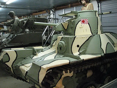 "Type 95 Ha-Go (1) • <a style=""font-size:0.8em;"" href=""http://www.flickr.com/photos/81723459@N04/9659060937/"" target=""_blank"">View on Flickr</a>"