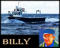 Billy (tina negus) Tags: poetry poem digitalart northumberland billy ppe farnes billyshiel