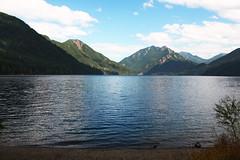 Crescent Lake (angelatravels11) Tags: park lake washington nationalpark olympicpeninsula crescent national olympic peninsula crescentlake angelatravels angelatravels11