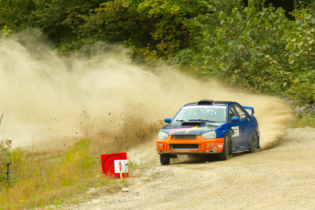 Marc Bourassa / Daniel Paquette - Rallye Défi 2013