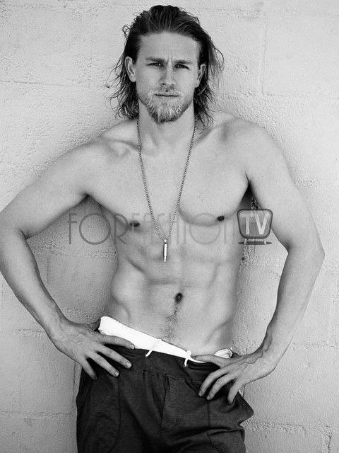 "Charlie Hunnam EXCITED About SEX SCENES In ""Fifty Shades Of Grey"" - READ!!!"