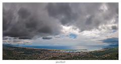 Estremo_Nord_Mare_Mediterraneo (Danilo Mazzanti) Tags: costa landscape mare liguria genova panoramica danilo mazzanti d90 multiscatto mareligure danilomazzanti