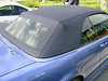 08 BMW E46 Originalverdeck in blau 03