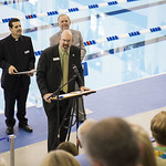 """<b>Aquatic Center Dedication Cervice_100413_0002</b><br/> Photo by Zachary S. Stottler Luther College '15  <a href=""""http://farm8.static.flickr.com/7328/10095623065_b20be0d3b7_o.jpg"""" title=""""High res"""">∝</a>"""