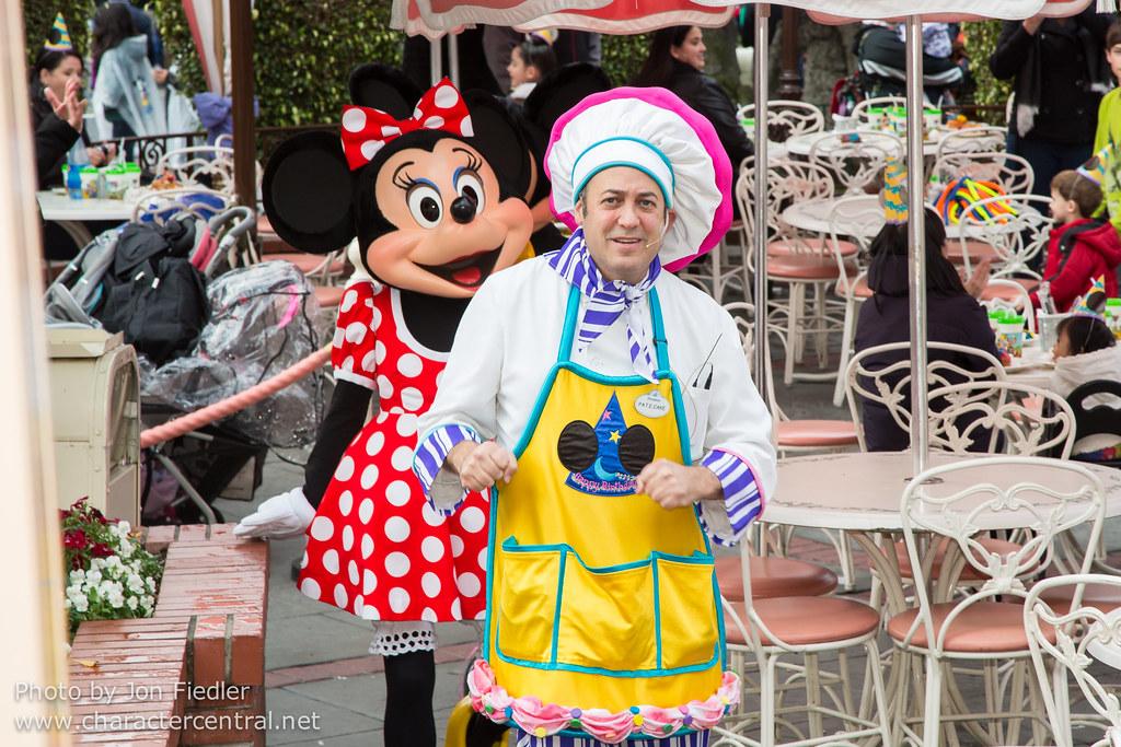 My Disneyland Birthday At Disney Character Central
