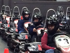 Kickoff the Kart Racing Series GT1 final