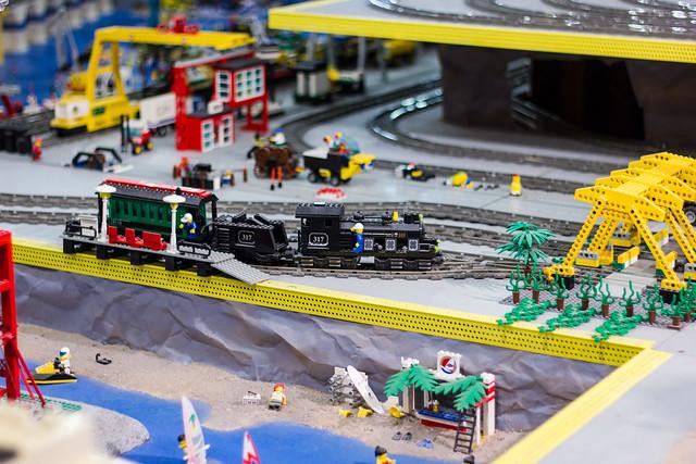 Lego Brick City - Niagara Falls