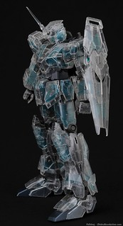 MG Clear Full Armor Unicorn - Snap Fit 15 by Judson Weinsheimer