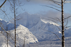 """Glacier Nationla Park in Winter • <a style=""""font-size:0.8em;"""" href=""""http://www.flickr.com/photos/63501323@N07/11474828484/"""" target=""""_blank"""">View on Flickr</a>"""