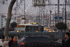 Bus of Istanbul