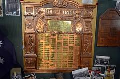 Mareeba Honour Roll & Ion Idriess (Merryjack) Tags: australian authors honorroll rollofhonor mountmolloy mareebaheritagemuseum ionidriess woothakata