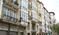 Asturies, Galice (Micheline Canal) Tags: architecture spain europe espagne ville ocan asturies galice