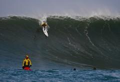 Wine-dark sea (Lyrinda) Tags: california photo surf contest wave surfing halfmoonbay mavericks pillarpoint 2014 bigwave princetonbythesea surfingcontest maverickssurfcompetition mavericksinvitational mavericksinvitational2014