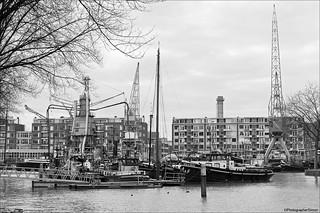 Harbour Museum, Rotterdam