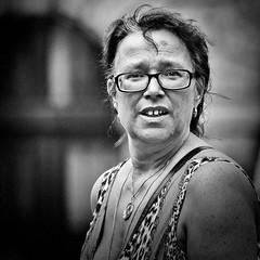 Antwerpen-20120821124716 copy (CorH) Tags: street portrait people urban white monochrome blackwhite belgium belgie streetphotography antwerp antwerpen straatfotografie corh