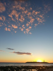 Los Canos de Meca Sonnenuntergang Strand Beach Andalusien Spain (hn.) Tags: ocean sunset sea sky copyright cloud lighthouse beach clouds strand evening abend coast spain cabo heiconeumeyer meer europa europe mediterranean sonnenuntergang trafalgar eu himmel wolke wolken andalucia espana spanish cape kap andalusia spanisch andalusien comunidad spanien leuchtturm mediterraneansea küste caños copyrighted cañosdemeca costadelaluz autónoma mittelmeer ozean loscañosdemeca cadizprovince cabotrafalgar farodetrafalgar provinciadecadiz mitttelmeer bayofcadiz comunidadautonoma loscaños capetrafalgar autonomouscommunity gulfofcadiz comunidadautónoma cadizbay provinceofcadiz golfodecadiz autonomouscommunityofandalusia comunidadautónomadeandalucía farodecabotrafalgar provinzcadiz cadizgulf golfvoncadiz kaptrafalgar