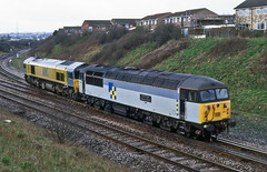 508-4 59104 56034 Clink Road Jct 20031991 (Doctor Majuba) Tags: grid br diesel class east locomotive usk 56 romanian mgr doncaster tinsley llanwern merehead