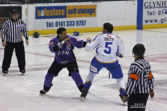 Saturday Night's Alright For Fighting (DMeadows) Tags: uk chris ice jeff hockey frank scotland dance fight referee dancing britain united great kingdom smith arena national elite rink conference punch gardiner hull fighting clan league stingrays grapple braehead officials davidmeadows giveusyourbestshot dmeadows davidameadows dameadows 522014week2