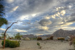 Desert Clouds (Spebak) Tags: california mountains clouds landscape desert indian bluesky wells palm socal coachellavalley southerncalifornia blueskys desertmountains desertclouds spebak