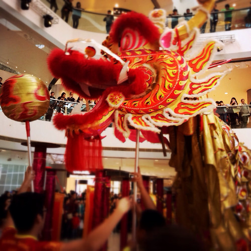 chinese new year, hong kong, celebration, festival, festivities, dragon dance