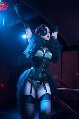 CCC Valentine 02 (dentcys) Tags: vienna wien show vintage valentine retro strip burlesque burlesk 50ties cottoncandyclub boylesk fledermausbar