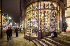 November 15 2013 - Allsaints Friedrichstrasse (shoot-first) Tags: street city nightphotography light urban color colour berlin colors night contrast digital germany deutschland lights licht nikon colorful colours angle nacht strasse wide highcontrast wideangle tokina stadt alemania 365 colourful kontrast farbe nuit allemagne mitte farbig bunt friedrichstrasse allsaints lichter farben nachtaufnahme pictureaday weitwinkel farbenfroh project365 strase friedrichstrase kontrastreich 1116mm apictureeveryday d7000 tokina1116mm tokina1116mmf28atx116prodx