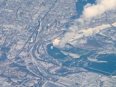 Niagara Falls (not_on_display) Tags: mist newyork niagarafalls aerial