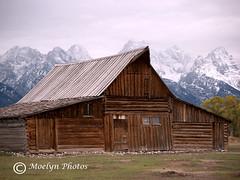 Mormon Row (113) (moelynphotos) Tags: historichome wyoming grandtetons mormonrow moelynphotos