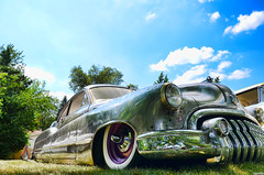 1950 Buick Eight (Chad Horwedel) Tags: classic car illinois buick jubilee custom eight ratrod bolingbrook buickeight 1950buickeight traditionalrod