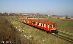 97-0569-0 cu R14885 la Falticeni (mishu88) Tags: train tren personal trans regio privat dmu x4500 falticeni automotor regiotrans exsncf dolhasca