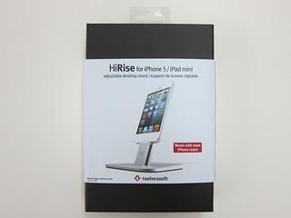 Twelve South HiRise for iPhone 5 & iPad Mini