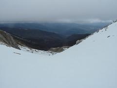 Scialpinismo Gran Sasso - Valle Crivellaro