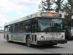 Barrie Transit #69007 (vb5215's Transportation Gallery) Tags: new flyer transit barrie 2007 d40lf