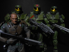 DSCN1829 (D-man07) Tags: team halo wars reach combat evolved noble mcfarlane unsc odst