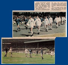 1969-70 FA TROPHY FINAL (WEMBLEY) - MACCLESFIELD TOWN 2 TELFORD UNITED 0 (bullfield) Tags: shropshire cheshire final wellington 1970 wembley telfordunited wrekin macclesfieldtown fatrophy ronflowers
