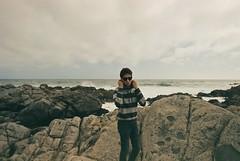 Isla Negra (Pablo Poulain) Tags: chile santiago boy portrait cinema man male men guy film look 35mm canon vintage movie reflex bokeh retrato pablo young cine depthoffield iso short desenfoque indie cinematic 35 boke isla negra cortometraje joven shortfilm chie chileno chilean fotografa  2014 chilena poulain pelcula independiente universidaddechile canoneosrebelg pablopoulain shortiflm