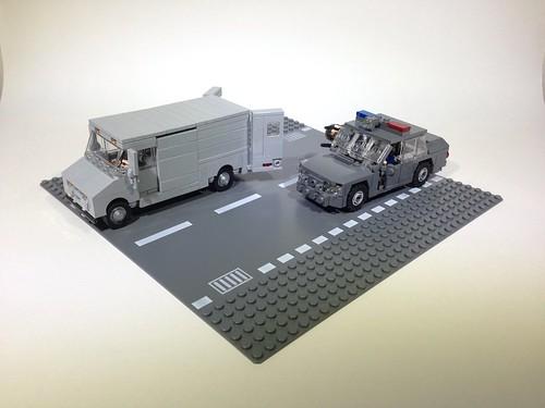 Robocop Chase Scene