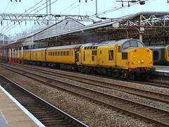 Class 37, 97301 (mike_j's photos) Tags: crewe networkrail class37 class97 97301